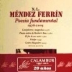Libros: POESÍA FUNDAMENTAL (1976-2005) CALAMBUR EDITORIAL. Lote 70740509