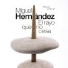 books - El rayo que no cesa - 87577046