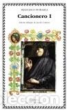 CANCIONERO, I (Libros Nuevos - Literatura - Poesía)