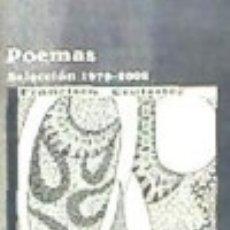 Libros: POEMAS (SELECCIÓN 1979-2002) BAILE DEL SOL. Lote 70640855