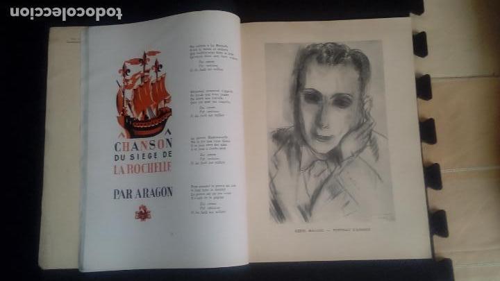 Libros: America. Artículos y poemas de Georges Duhamel,Calderón, Aragon, Pablo Neruda, Jean Cassou, Huidobro - Foto 3 - 132540618