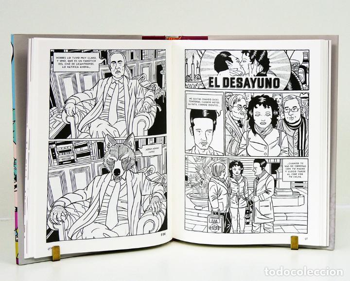 Libros: Luis Alberto de CUENCA. Viñetas de Plata. Poesía gráfica con ilustraciones de Laura Pérez Vernetti - Foto 3 - 134964095