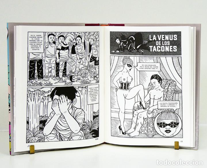 Libros: Luis Alberto de CUENCA. Viñetas de Plata. Poesía gráfica con ilustraciones de Laura Pérez Vernetti - Foto 4 - 134964095