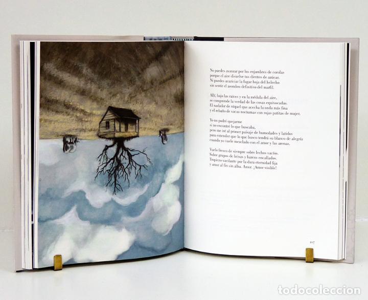 Libros: Federico GARCÍA LORCA.– Poeta en Nueva York. Ilustraciones de Fernando Vicente. Reino de Cordelia - Foto 4 - 134964107