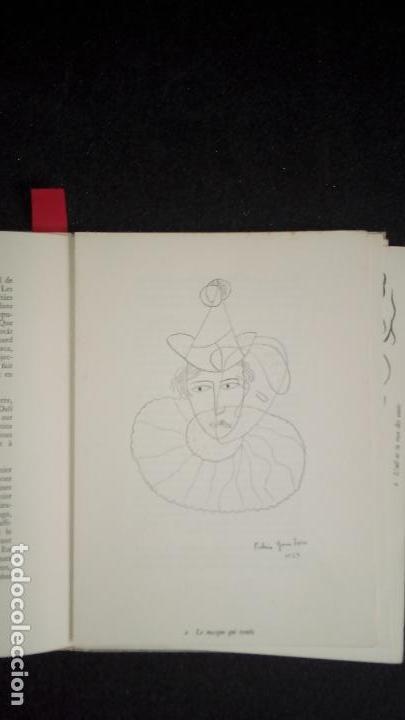 Libros: Cinco romances gitanos. García Lorca. Lorca, poeta y dibujante. Estudio de sus poemas. - Foto 5 - 136271666