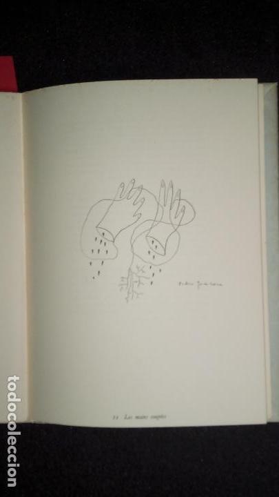 Libros: Cinco romances gitanos. García Lorca. Lorca, poeta y dibujante. Estudio de sus poemas. - Foto 6 - 136271666