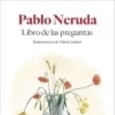 Libros: LIBRO DE LAS PREGUNTAS: ILUSTRACIONES DE MARIA GUITART. Lote 139811806