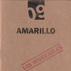 Libros: AMARILLO PACO PEREZ BELDA. Lote 140168342