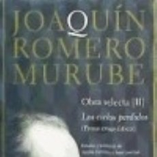 Libros: OBRA SELECTA (2 VOLS.). Lote 140222213