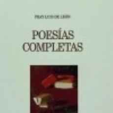 Libros: POESÍAS COMPLETAS .. Lote 140280066