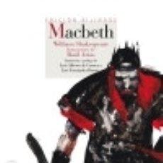 Libros: MACBETH. Lote 140366270
