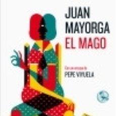 Libros: EL MAGO: CON UN ENSAYO DE PEPE VIYUELA. Lote 140366525