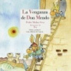 Libros: LA VENGANZA DE DON MENDO. Lote 140375197