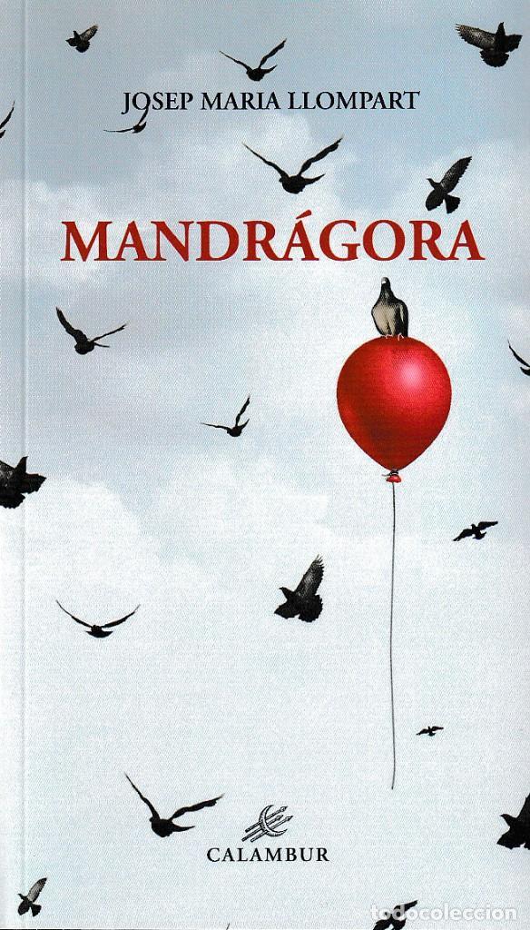 MANDRÁGORA (JOSEP MARÍA LLOMPART) CALAMBUR 2018 (Libros Nuevos - Literatura - Poesía)