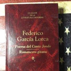 Libros: POEMA DEL CANTE JONDO. Lote 141843234