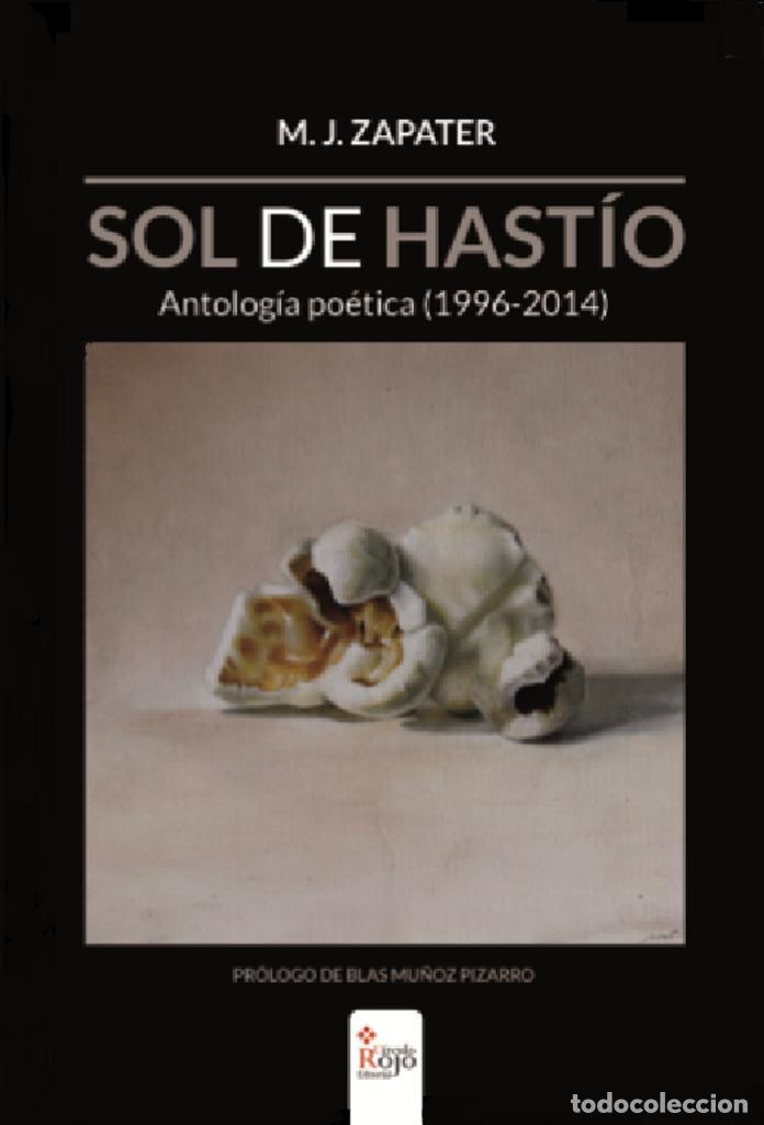 Libros: Poesía clásica de M. J. Zapater, con óleo de Jorge Rubert - Foto 5 - 159609086