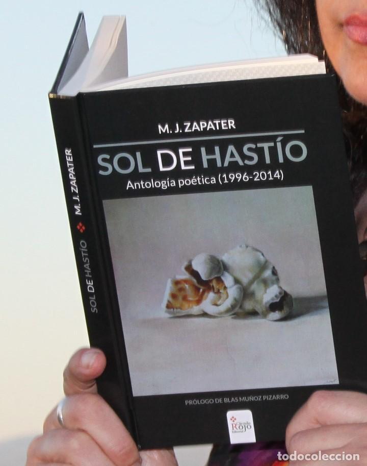 Libros: Poesía clásica de M. J. Zapater, con óleo de Jorge Rubert - Foto 6 - 159609086