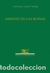 ASIENTO EN LAS RUINAS (Libros Nuevos - Literatura - Poesía)