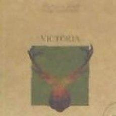 Libros: VICTÒRIA. Lote 168071804
