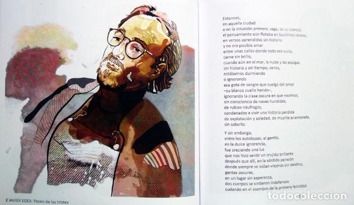 Libros: Los abajo firmantes (poetas suicidas) (2018), de Juan Pinilla, Allanamiento de Mirada. Contiene 1 CD - Foto 4 - 159419494
