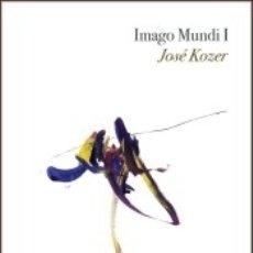 Libros: IMAGO MUNDI I. Lote 168911242