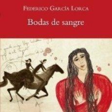 Libros: BODAS DE SANGRE. Lote 171528403