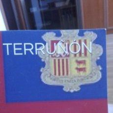Libros: TERRUÑON FRANCISCO JULIO DONOSO. Lote 178281911