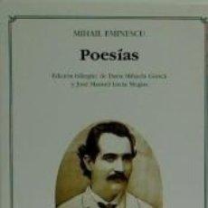 Libros: POESÍAS. Lote 178568260