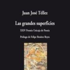 Libros: LAS GRANDES SUPERFICIES. Lote 178765892