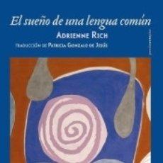Libros: EL SUEÑO DE UNA LENGUA COMÚN. Lote 180099336
