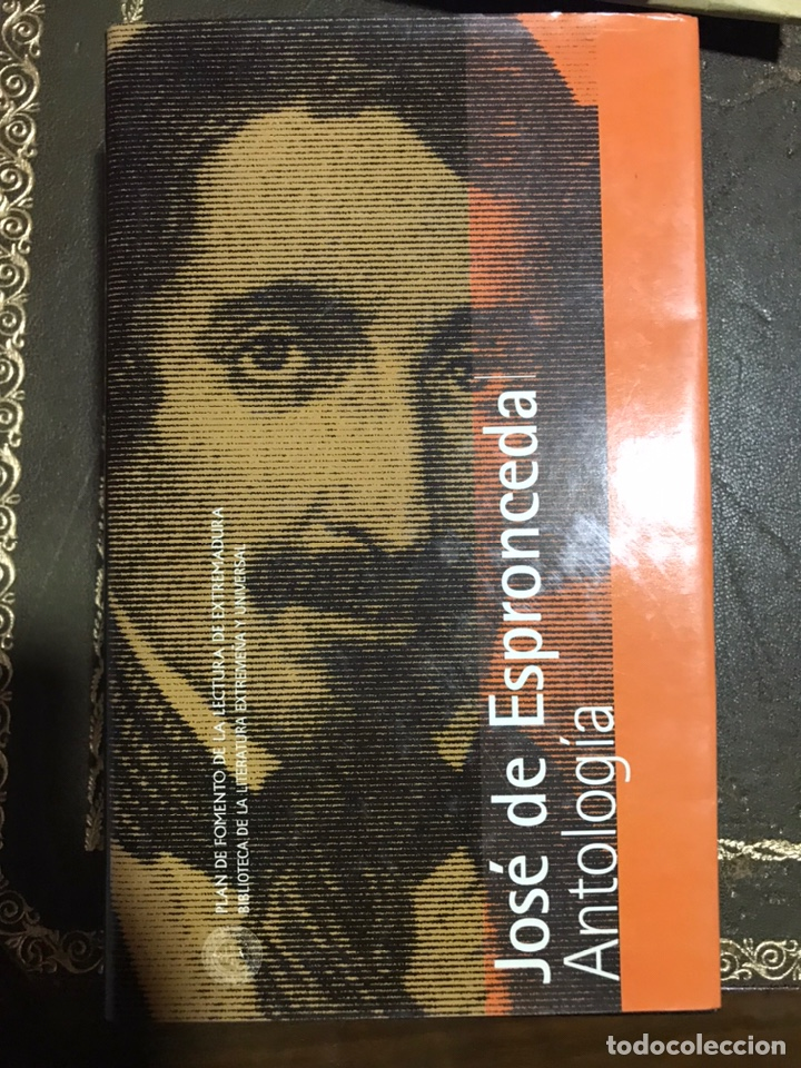 JOSÉ DE ESPROCEDA, ANTOLOGÍA 2003. (Libros Nuevos - Literatura - Poesía)