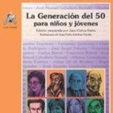 Libros: GENERACIÓN DEL 27. Lote 182478895