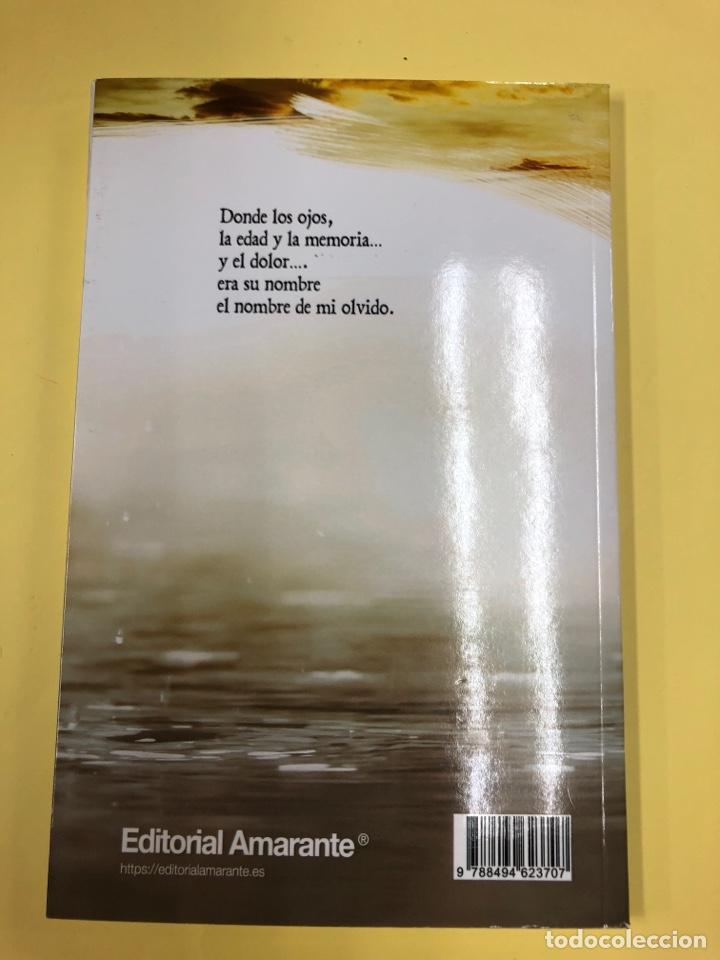 Libros: UN DIOS DE SOLES Y FRAGMENTOS - V. RODRIGUEZ MANCHADO - EDITORIAL AMARANTE 1ª EDICION 2016 - Foto 2 - 191717126