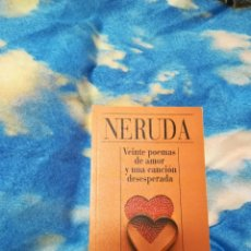 Libros: LIBRO NERUDA. Lote 201248972