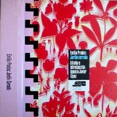 Libros: PRADOS, EMILIO. JARDÍN CERRADO. 1994.. Lote 208564238