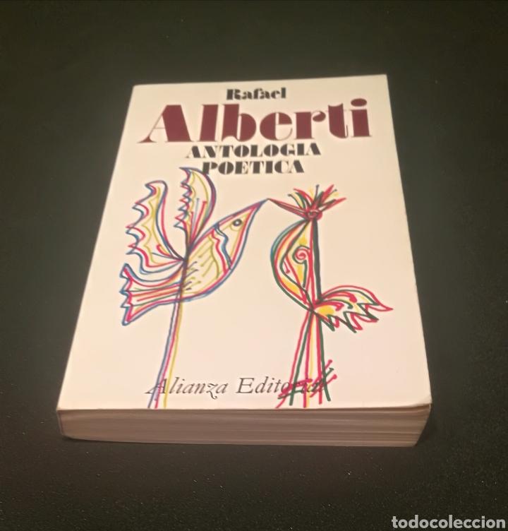 ANTOLOGÍA POÉTICA , RAFAEL ALBERTI (Libros Nuevos - Literatura - Poesía)