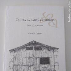 """Libros: LIBRO EN CANTABRO. """"CANCIA LA CABAÑA VIVIDORA"""".. Lote 210573438"""