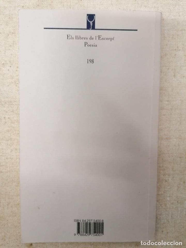 Libros: ANTIC SILENCI - JOAN JOSEP CAMACHO GRAU - EDICIONS 62 - Foto 2 - 211837065