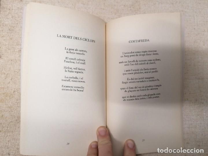 Libros: ANTIC SILENCI - JOAN JOSEP CAMACHO GRAU - EDICIONS 62 - Foto 3 - 211837065