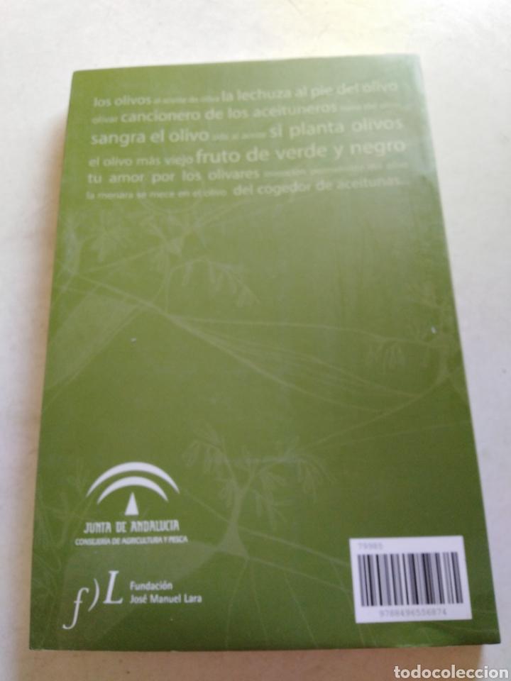 Libros: Los poetas cantan al olivo una antología - Foto 2 - 216778515