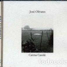 Libri: CRÁNEO O FLOR. JOSÉ OLIVARES-CARMA CASULÁ (FOTOGRAFÍAS). EL GATO GRIS. COMPACTOS DE POESÍA.. Lote 217420615
