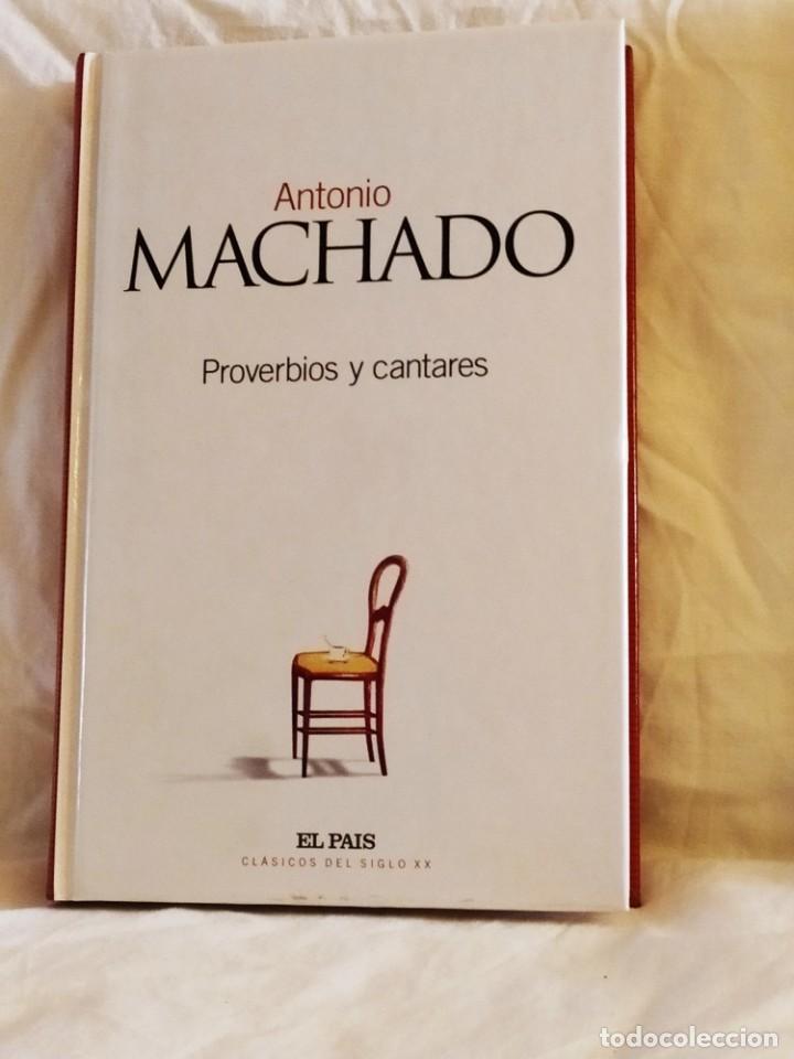 PROVERBIOS Y CANTARES - ANTONIO MACHADO (Libros Nuevos - Literatura - Poesía)