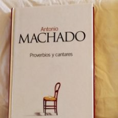 Libros: PROVERBIOS Y CANTARES - ANTONIO MACHADO. Lote 217905671
