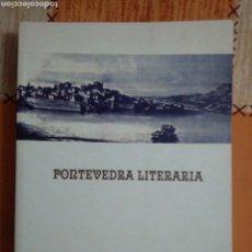 Libros: PONTEVEDRA LITERARIA. Lote 217956880
