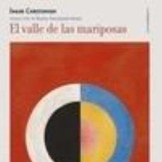 Libros: EL VALLE DE LAS MARIPOSAS. Lote 219056077