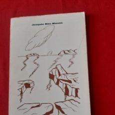 Libros: LAS CUATRO ESTACIONES DE LA MAR JOAQUÍN MÁS NIEVES AÑO 1977. Lote 219832550