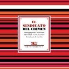 Libros: EL SINDICATO DEL CRIMEN. Lote 221255038