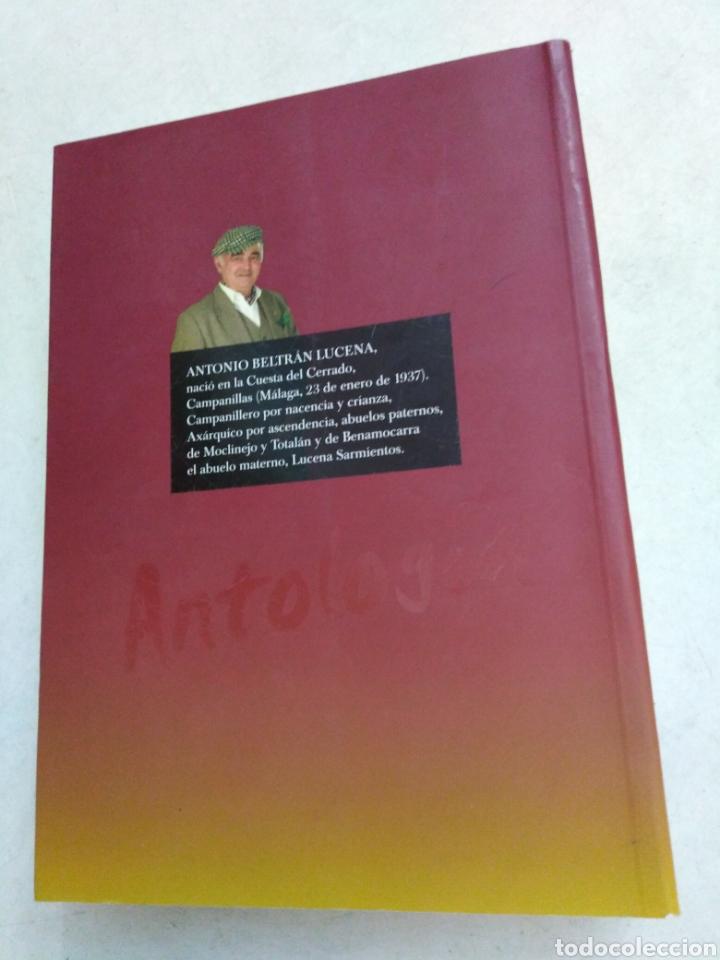 Libros: Antología, Antonio Beltrán lucena - Foto 2 - 221517100