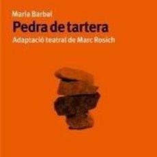 Libros: PEDRA DE TARTERA. Lote 221537730