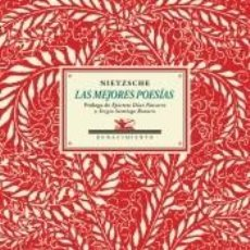 Libros: LAS MEJORES POESÍAS. Lote 222019591